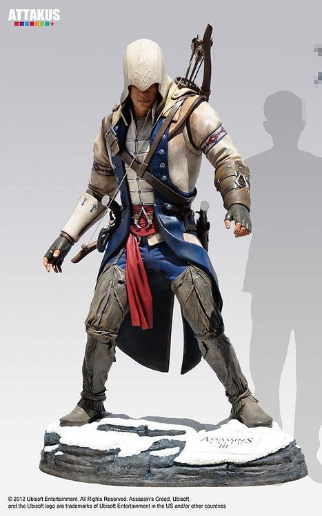 2012 ASSASSIN'S CREEDⅢ