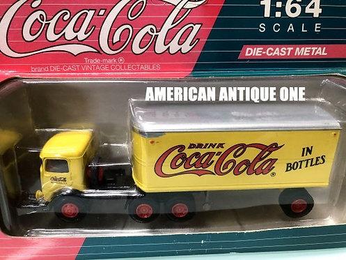 新品未開封 1991年 USAコカ・コーラ 1:64 ダイキャスト ヴィンテージカー USA直輸入