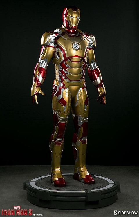 Iron Man  / Mark 42 Sideshow