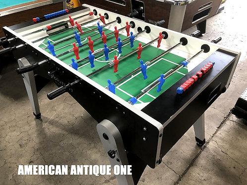USAのBARで活躍 状態◎ 本格テーブルサッカーゲーム / テーブルエヴォリューション 折りたたみも可能★ USA直輸入