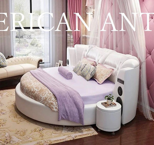 KING SIZE BED / Bluetooth
