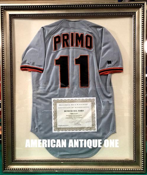 The Fan / Primo  Movie Costume Uniform