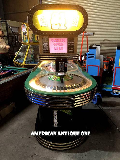 SUPER 21 SKEEBALL / Blackjack arcade game