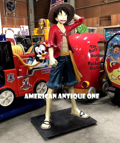 Monkey D. Luffy / comicon