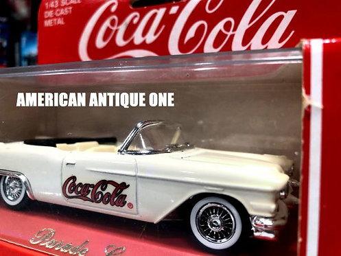 新品未開封 1991年 USAコカ・コーラ 1:43 ダイキャスト パレードカー USA直輸入