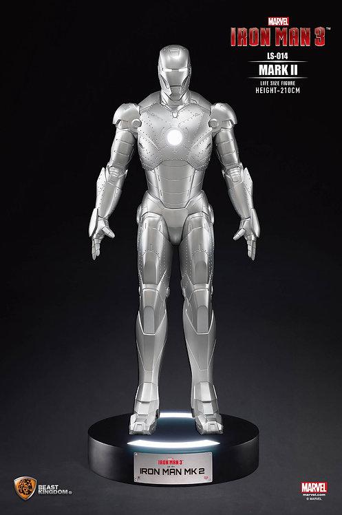 アイアンマン3・マークII ビーストキングダム制作 完全受注生産品 等身大フィギュア