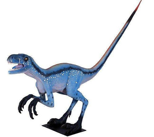 Blue Deinonychus / Life Size