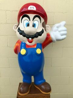 超激レア!! 1990年代 マリオ / スーパーマリオブラザーズ USA非売品 任天堂 ストアディスプレイ 等身大フィギュア