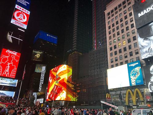 ニューヨーク 夜02
