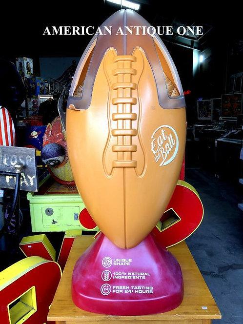 お菓子を入れたり重宝いろいろ^^ USA非売品 大型140cm イート・ザ・ボール ショップディスプレイ 商品販売販促物 USA直輸入