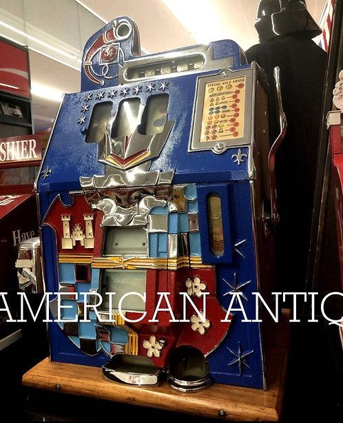 Mills Novelty Company / 5 Cent Slot Machine