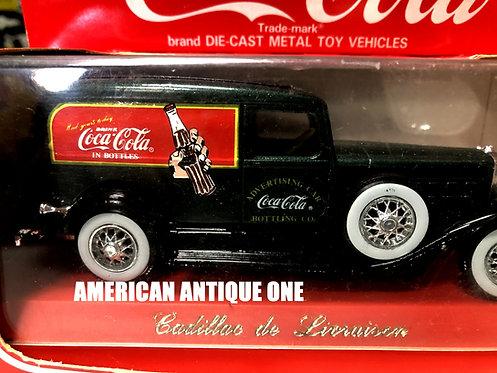 新品未開封 1991年 USAコカ・コーラ 1:43 ダイキャスト キャデラック リブレイゾン USA直輸入