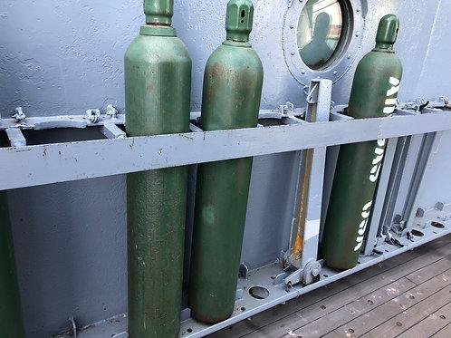 戦艦アイオワ 船内017