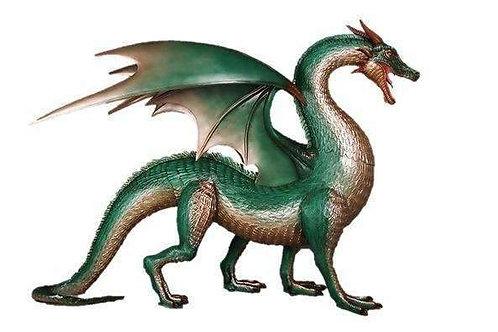 ミシカルグリーンドラゴン 巨大フィギュア