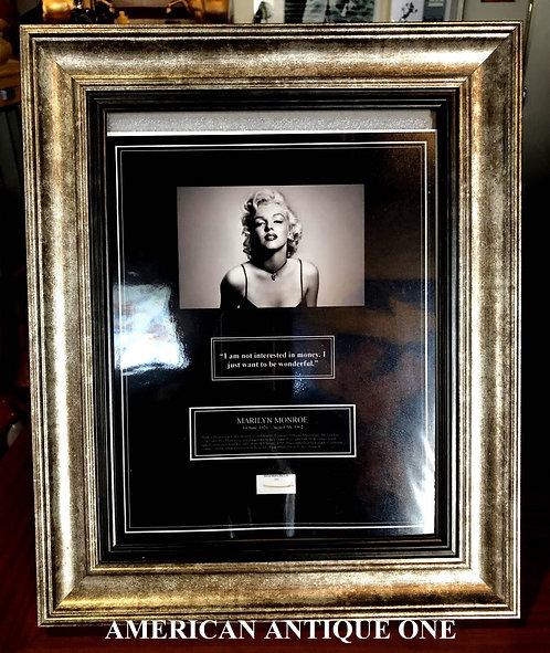 Marilyn Monro / Hair Rock