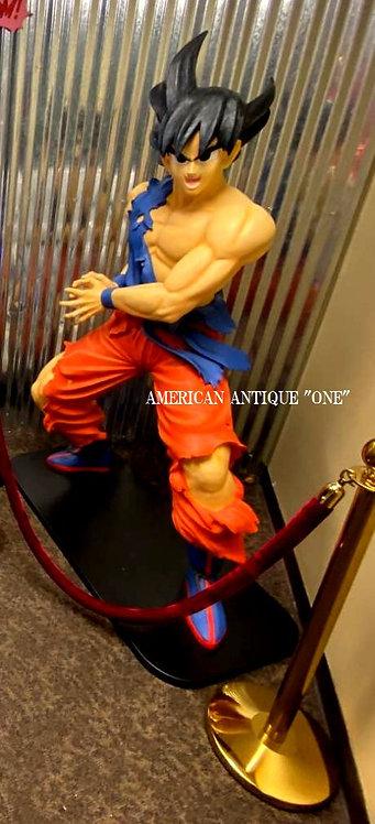 孫 悟空 / ドラゴンボールZ 世界でひとつ 電通USA ライセンス品 等身大フィギュア