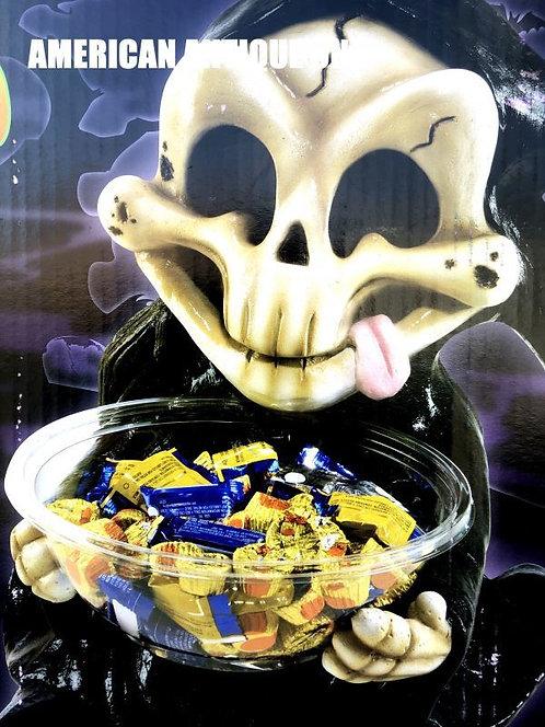 新品未開封 BOX大型51cm グリム・リーパー / 死神 アメリカンキャラクター★キャンディーボール ルービーズ 発泡スチロール製