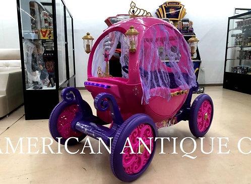 Disney Princess Carriage Ride On