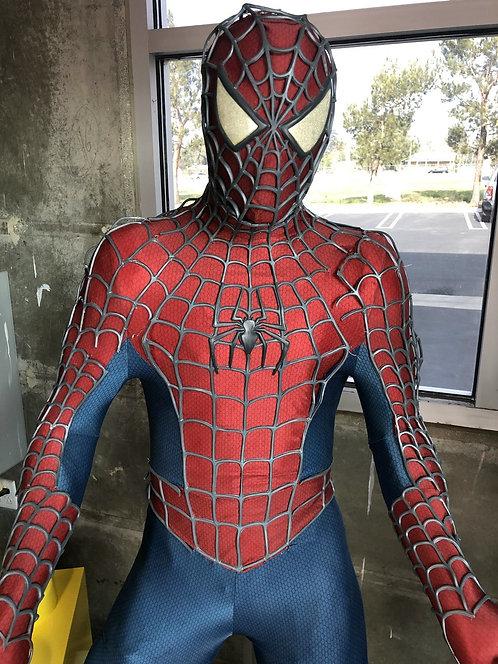 スパイダーマン 2002年  激レアモデル
