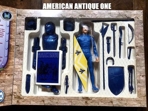 2000年 ブルーナイト ルイマルクスアンドカンパニー アクションフィギュア 正規ボックス、証明書付 USA直輸入