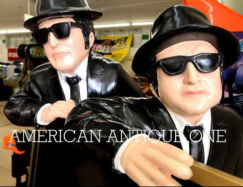 The Blues Brothers / Welcome board