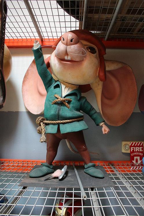 ねずみの騎士デスペローの物語 映画宣伝用 等身大フィギュア