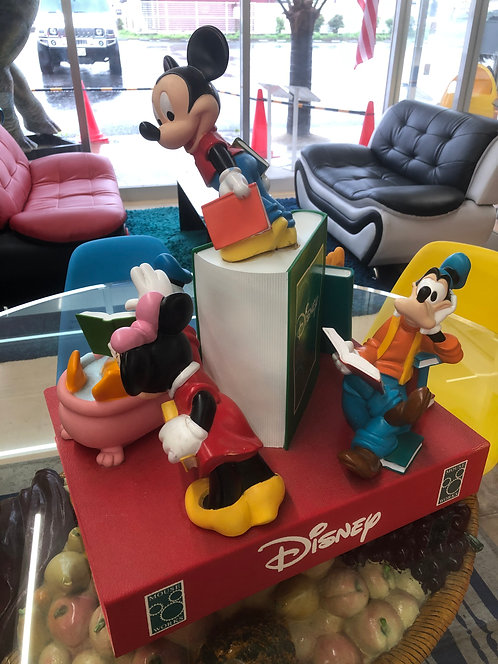1980s Disney Bookstore Display