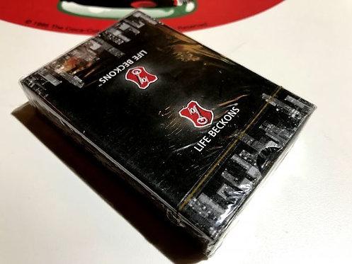 アメリカ非売品 新品 ベックス トランプ LIFE BECKONS ビール 送料198円 USA直輸入