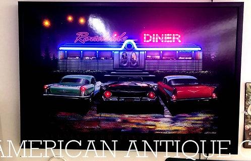 Roadside Diner Neon