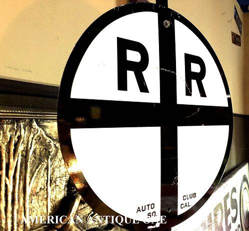 Railroad Sign