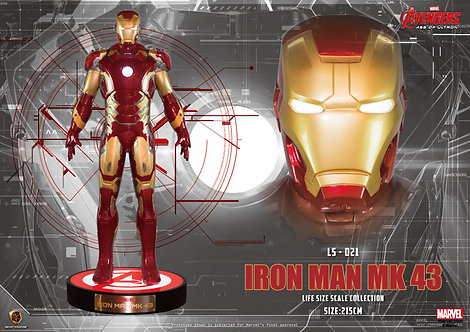 Iron Man / Mark XLIII 220cm