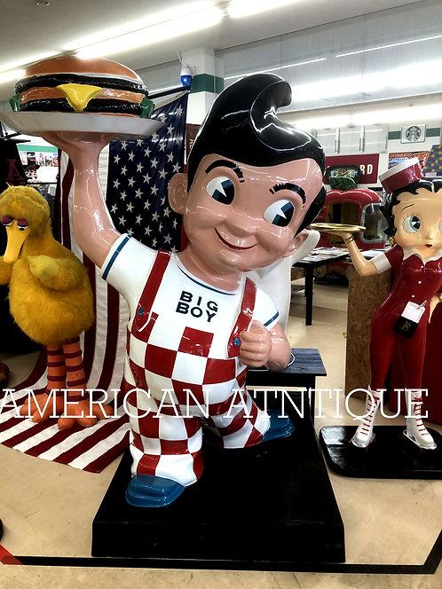 Big Boy / Virginia Dumbbell Store Display