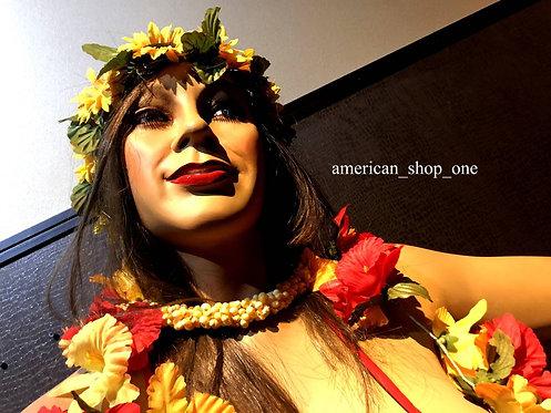 Hawaiian girl / 183cm