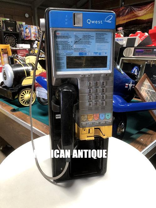 アメリカ本物 USA非売品 公衆電話 ディスプレイとしても◎ USA直輸入