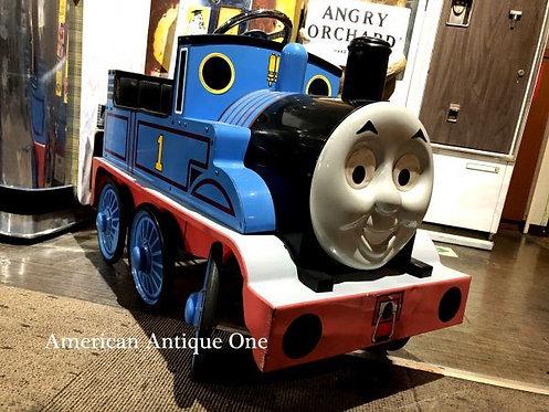 Thomas The Locomotive Ride on Pedal Car