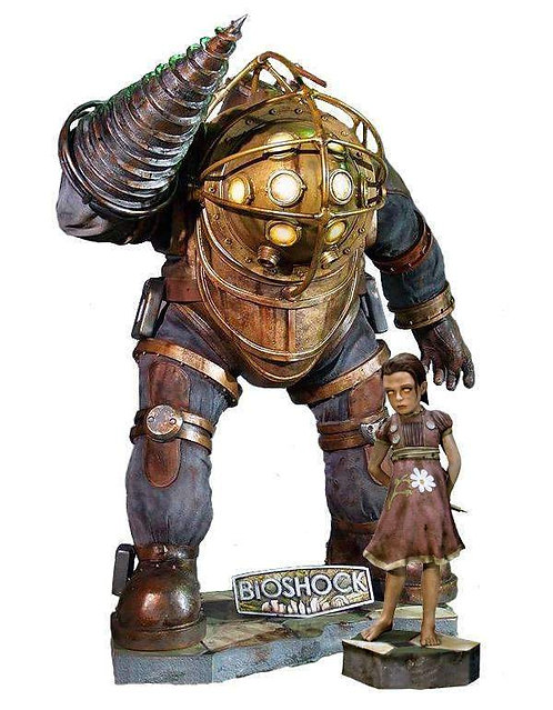 Bioshock / Big Daddy & Little Sister