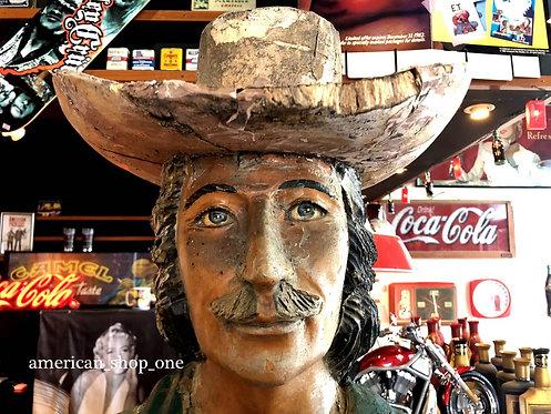 WOOD cowboy US Restaurant / 180cm