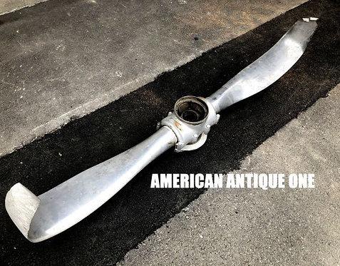アメリカより本物の飛行機の・・プロペラがやってきました^^;!! 迫力満点197cm 激レア USA非売品 USA直輸入