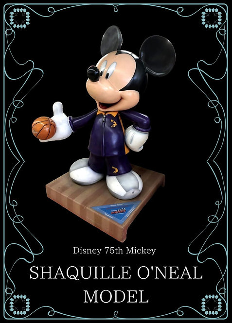 Shaquille O'Neal / Mickey Mouse