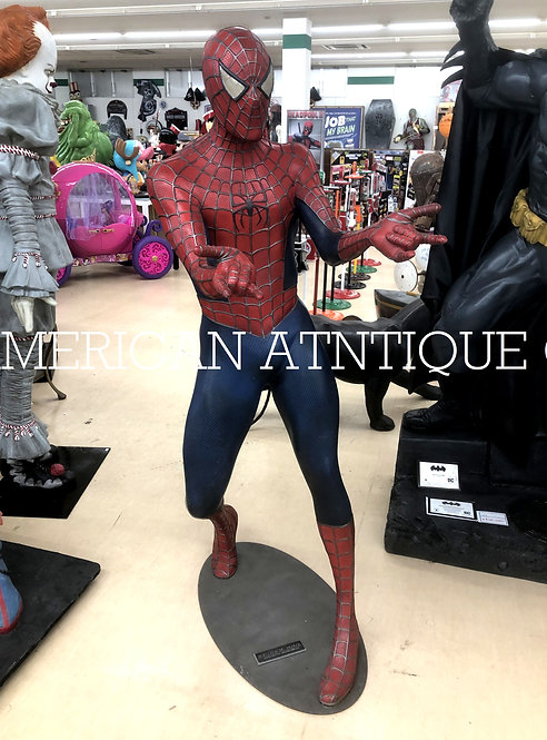 Spiderman life-size figure / Movie  props