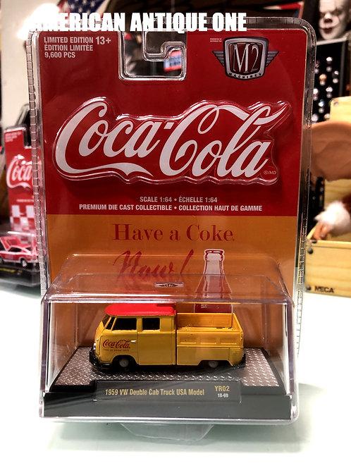 Coca-Cola Minicar 1959 Model Volkswagen