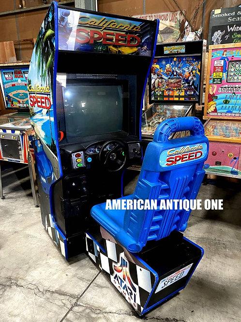 California Speed / racing game