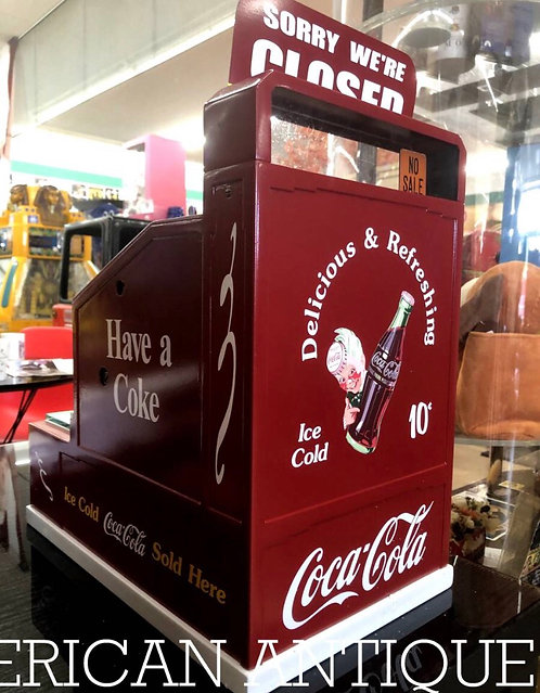 Coca-Cola National Register Model 4121