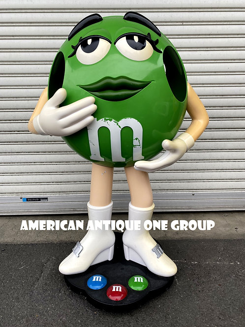 M&M's GREEN 100cm