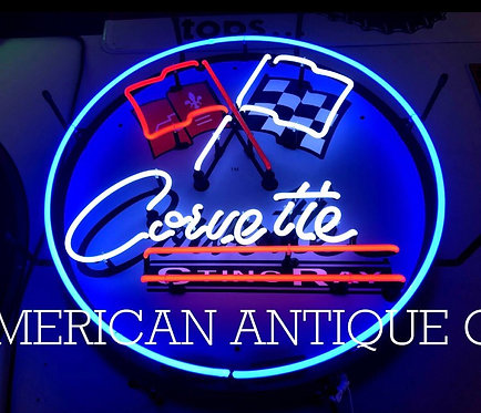 Chevrolet Corvette Neon