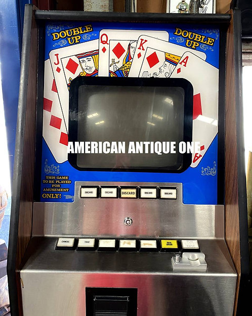 Double Up Poker arcade game