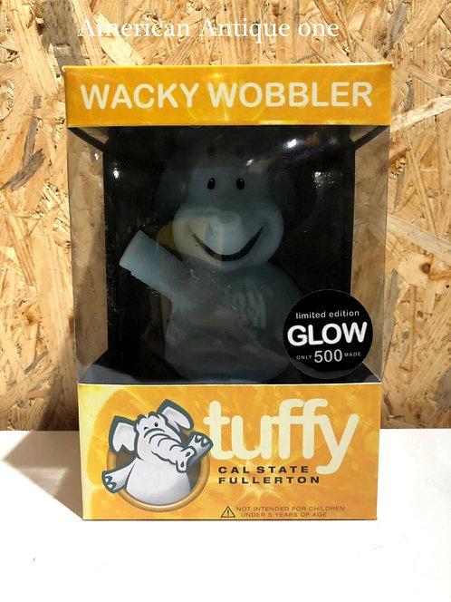 激かわ^^ 世界限定500個 WACKY WOBBLER / tuffy