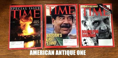 Published 2003 Time 3 books set