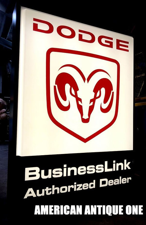 Dodge Neon Store Display