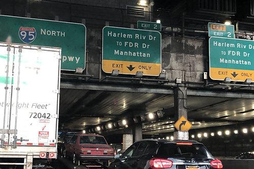 ニューヨーク標識